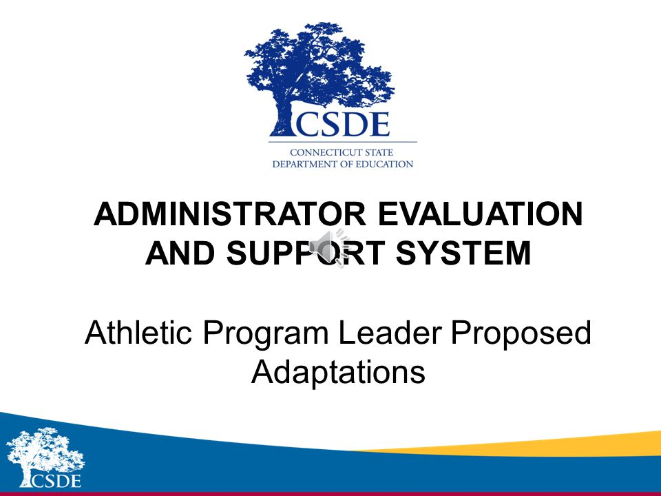 Recommendations for Student Learning Indicators 10 Guidelines Student Learning Outcomes comprises 45% of the summative rating (22.5%) shall be based on one locally determined Student Learning Indicator with a measurable target for a significant number of student-athletes (22.5%) shall be based on one locally-determined performance-based Student Learning Indicator with a measurable target