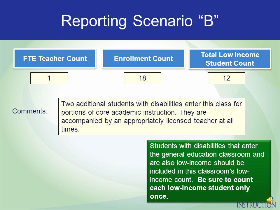 Sample Classroom B
