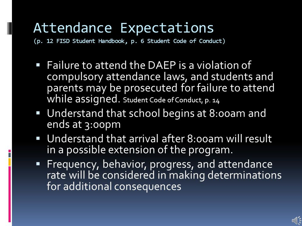 Campus Student Code of Conduct Expectations Student Code of Conduct, pp.