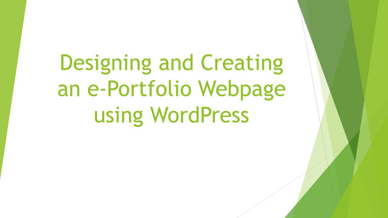 Additional Resources  Wordpress.com  Lynda.com  YouTube.com  WordPress.org