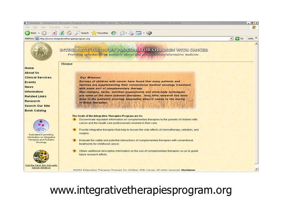 www.integrativetherapiesprogram.org