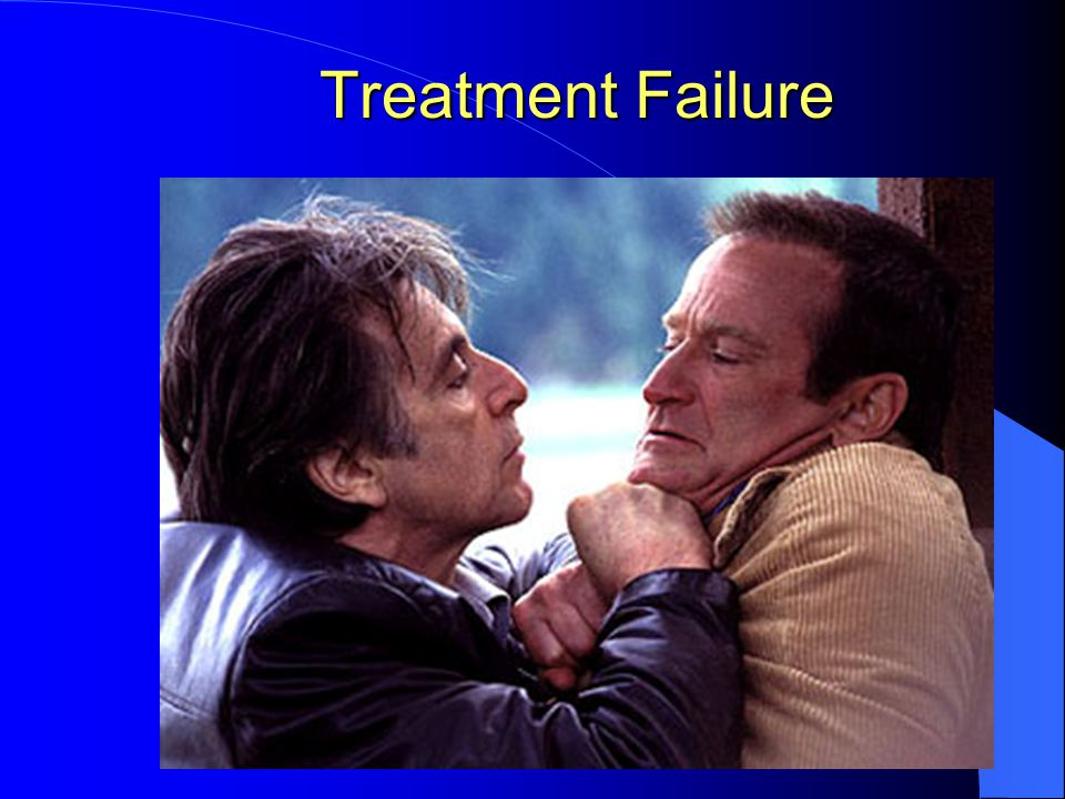 Treatment Failure