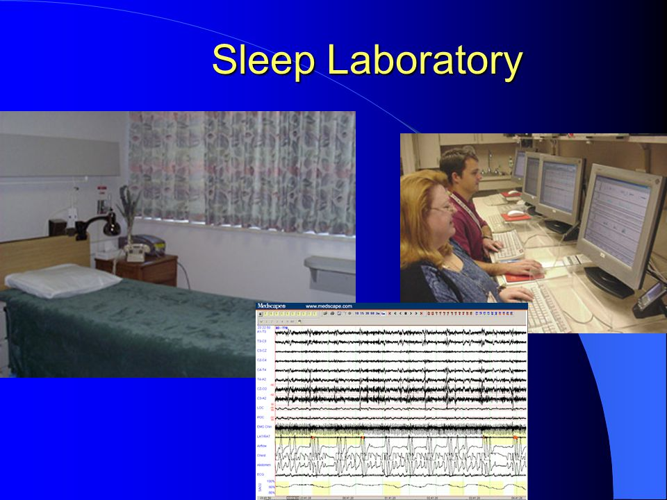 Sleep Laboratory