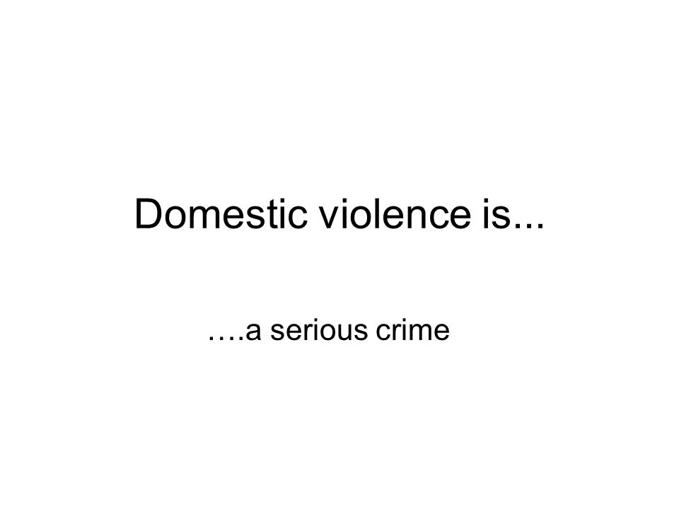 Life beyond three planets? Domestic violence: considered a crime (civil and criminal law); range of support violent male partner Child protection: (pu