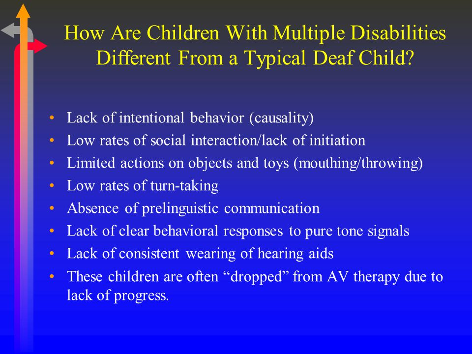 -Individualization- Facilitators/Inhibitors to Communication Development Motor Vision Hearing Cognitive Social Medical Hyper/hypo sensitivity