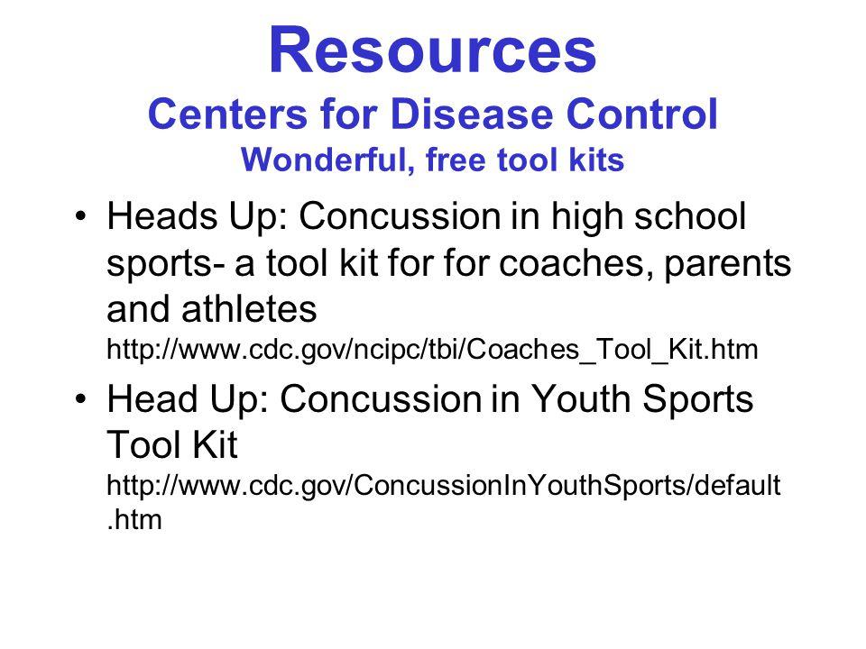 Resources Brain Injury Association of Maryland 410-448-2924 www.biamd.org