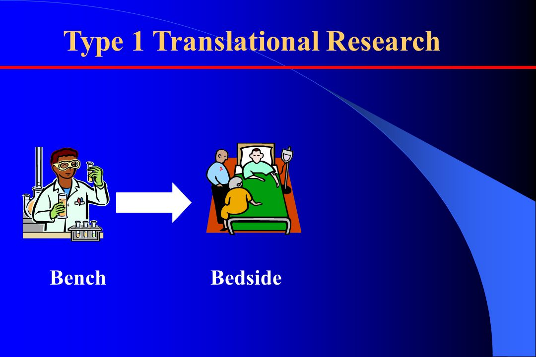 BenchBedside Type 1 Translational Research