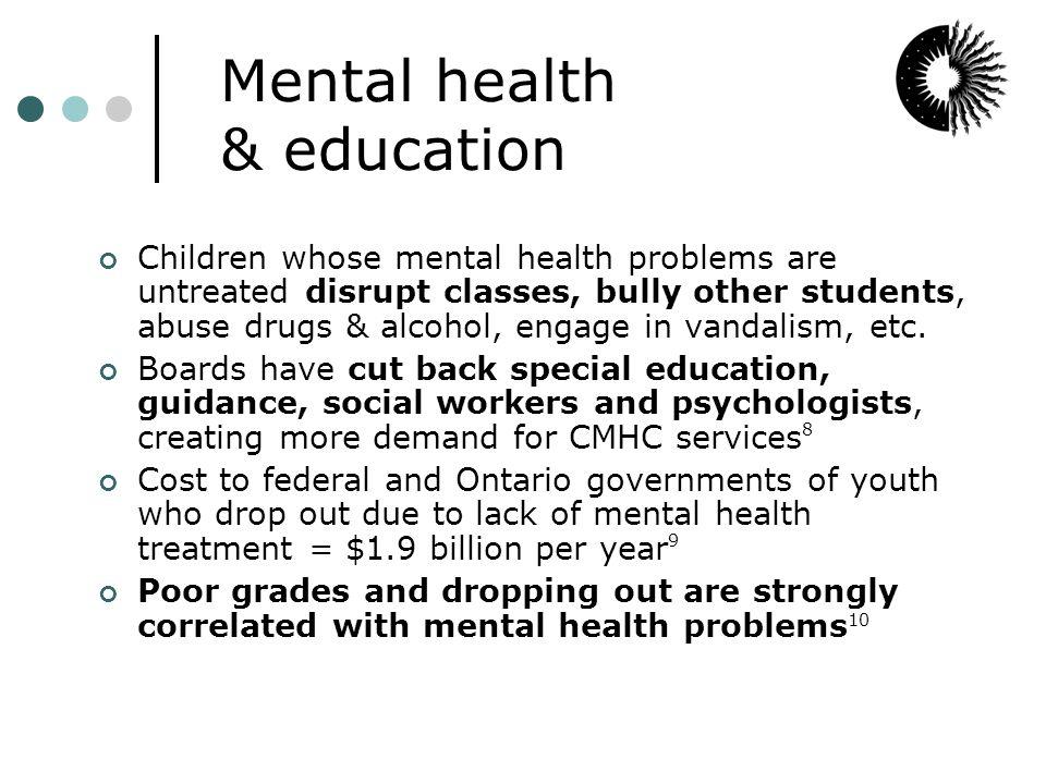 Notes (2) 16.Canadian Mental Health Association, 2003 17.
