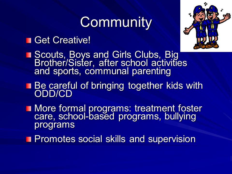 Community Get Creative.