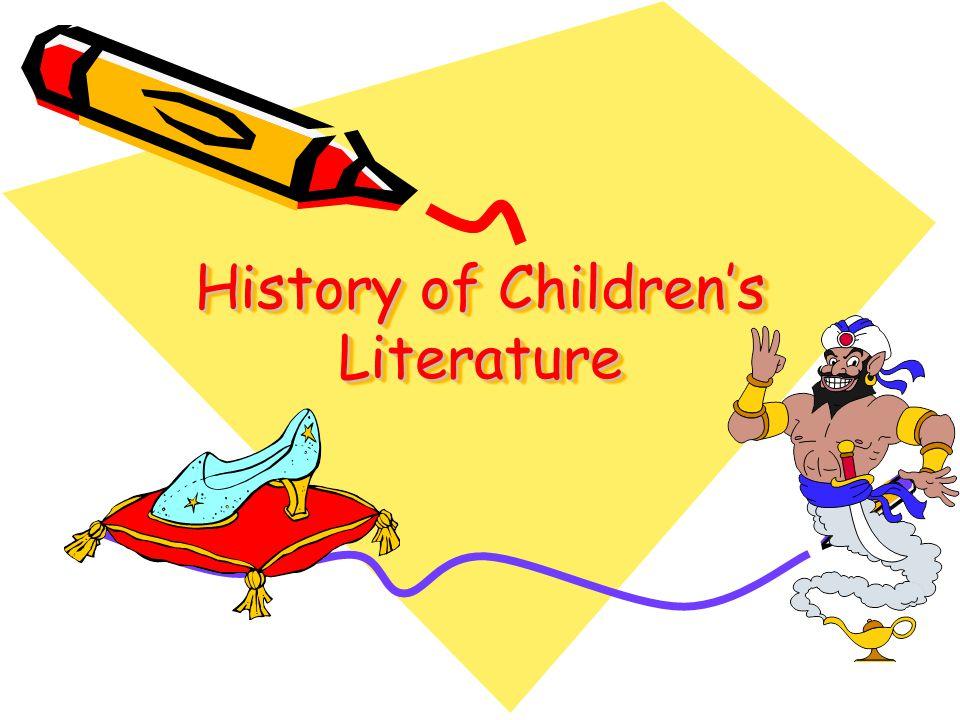 History of Children's Literature