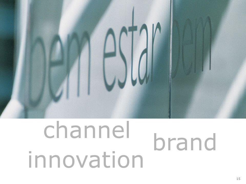 channel innovation brand 15