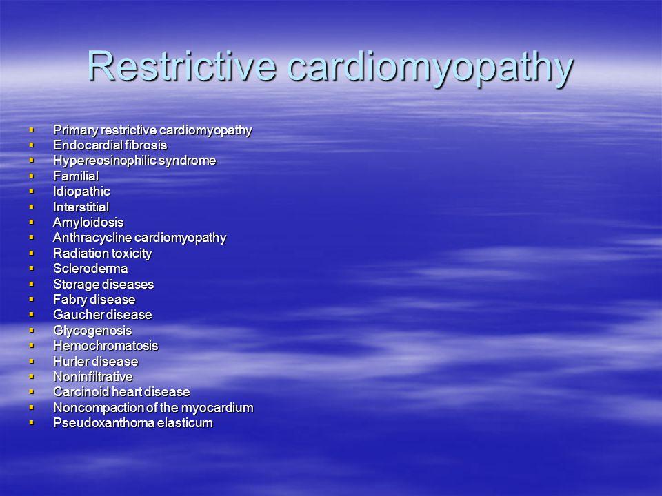 Right Ventricular Cardiomyopathies  Uhl anomaly  Arrhythmogenic right ventricular dysplasia