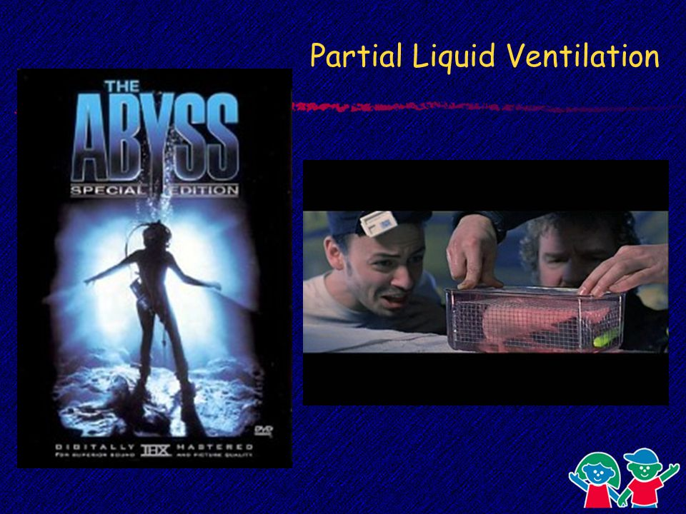 Partial Liquid Ventilation