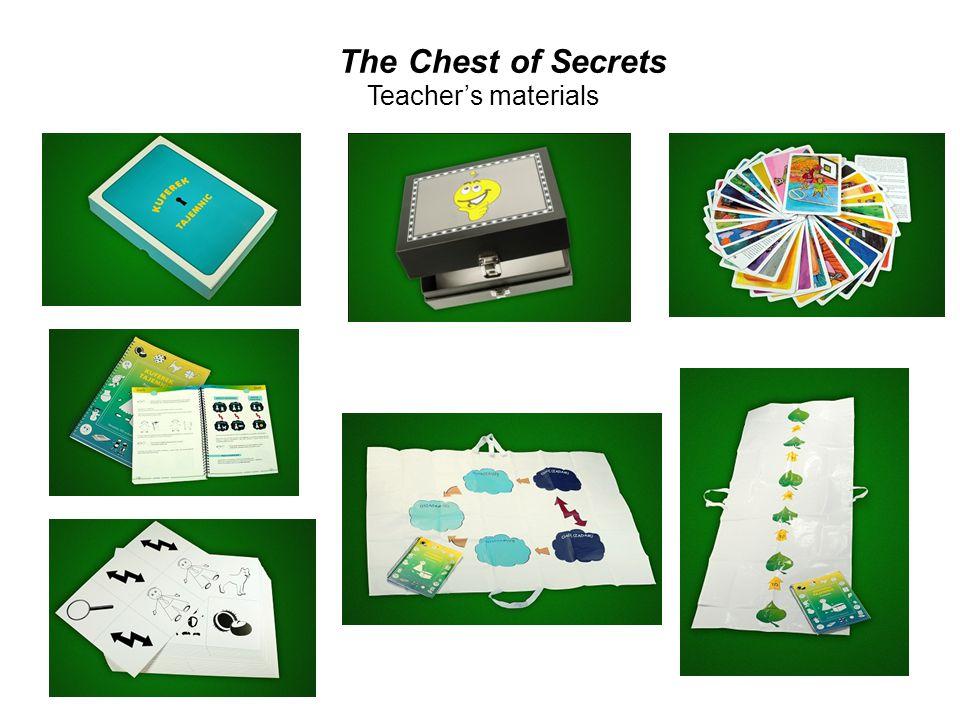 The Chest of Secrets Teacher's materials