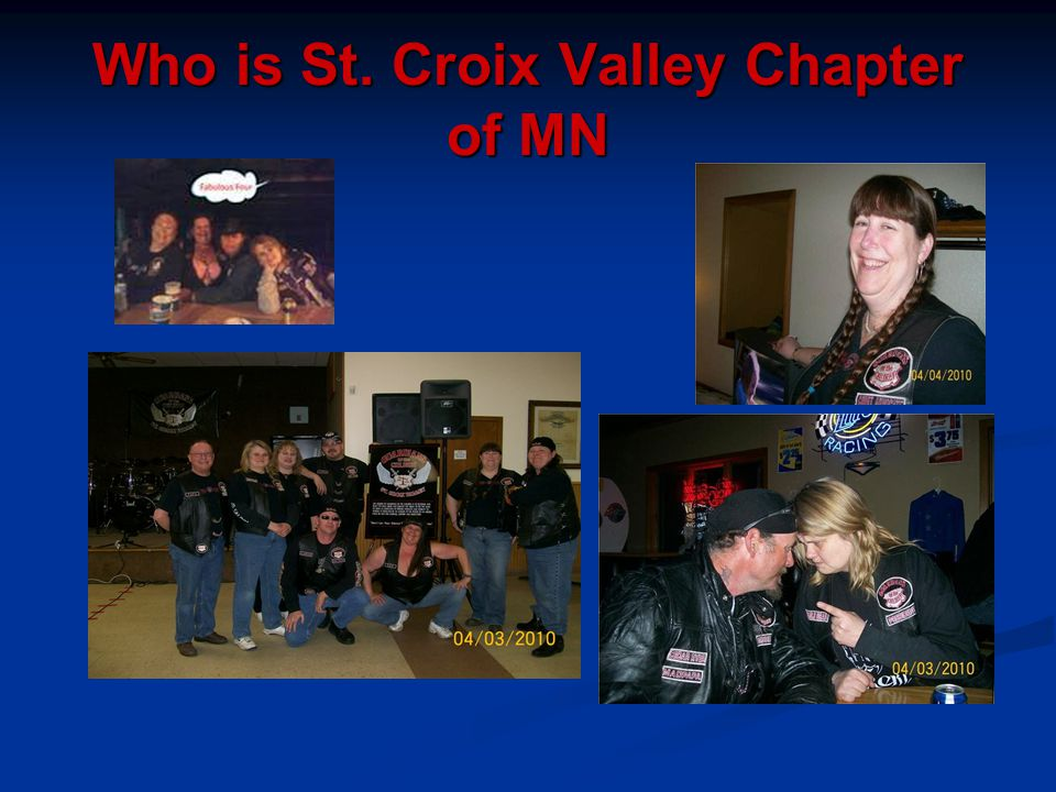 Who is St. Croix Valley Chapter of MN