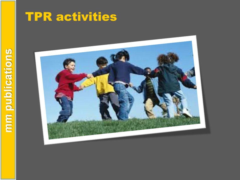 TPR activities