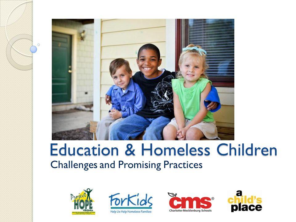 McKinney-Vento & Project HOPE-Virginia Dr. Patricia Popp, Virginia State Coordinator Project HOPE