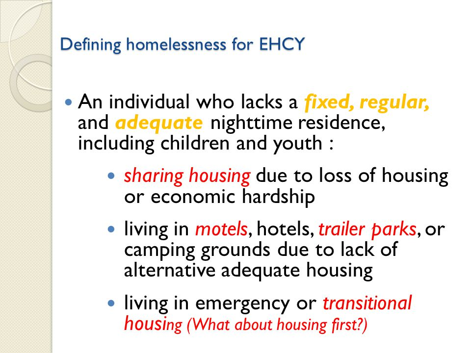 ForKids: Our Mission Breaking the cycle of homelessness & poverty for families and children
