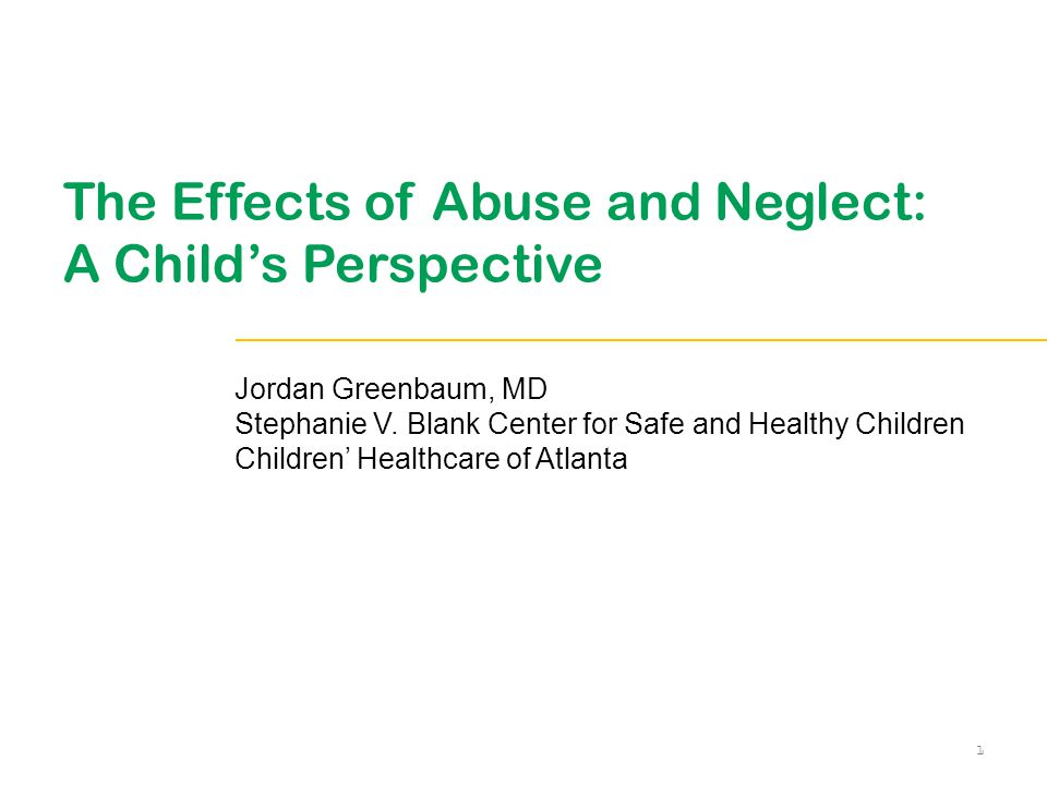Children's Healthcare of Atlanta Enhance Family Well-being and Resilience Caregiver support is critical in child's recovery Caregivers often have own trauma hx, with – Trauma triggers – Poorly controlled emotions, behaviors – Limited coping skills Trauma screening and assessment for caregiver NCTSN