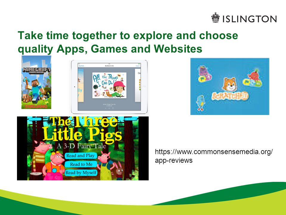 Take time together to explore and choose quality Apps, Games and Websites   app-reviews