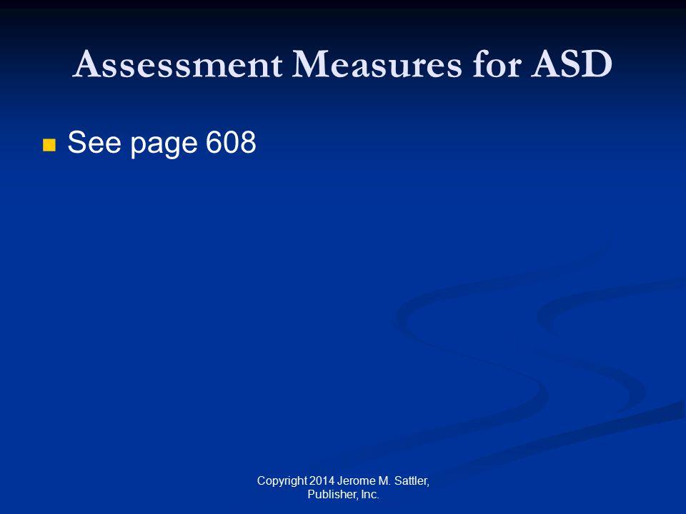 Useful ASD Forms [1] Table J-1.