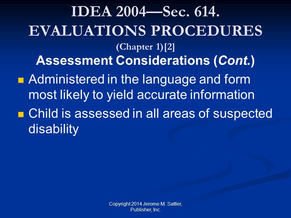 IDEA 2004—Sec.614.
