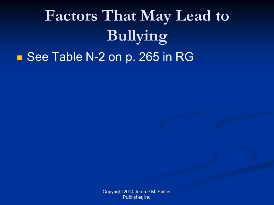 Cyberbullying Cyberbullying involves using any digital technology with intent to hurt to defame to embarrass another person Copyright 2014 Jerome M.