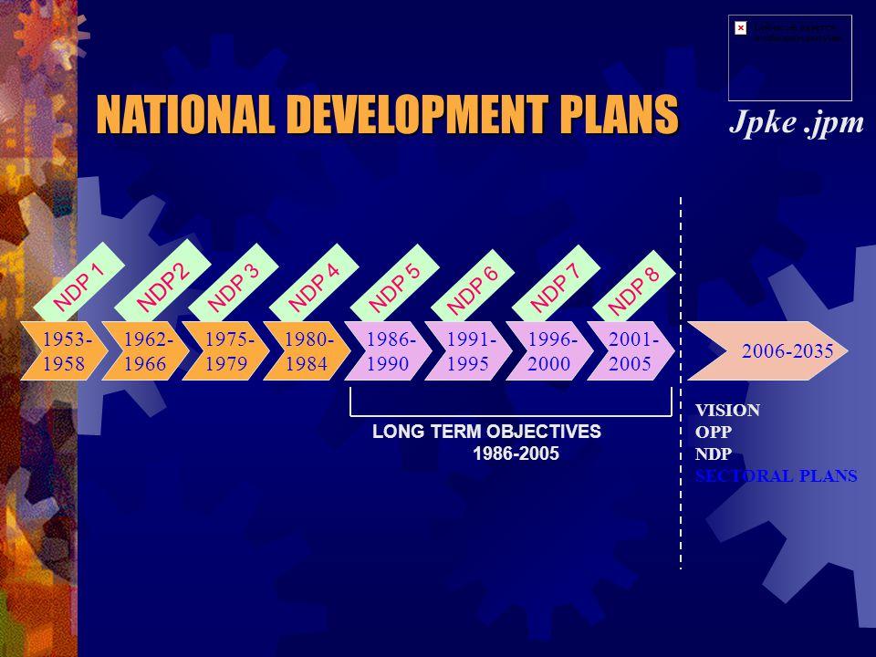 NATIONAL DEVELOPMENT PLAN Jpke.jpm