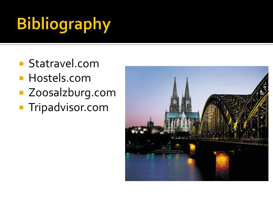  Statravel.com  Hostels.com  Zoosalzburg.com  Tripadvisor.com