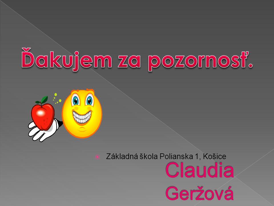  Základná škola Polianska 1, Košice