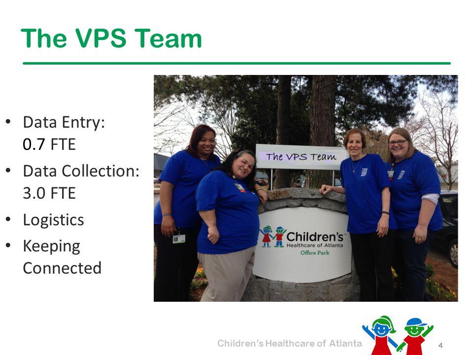 Children's Healthcare of Atlanta Patient Capture EPIC Platform Excel Log Demographics Validations 5