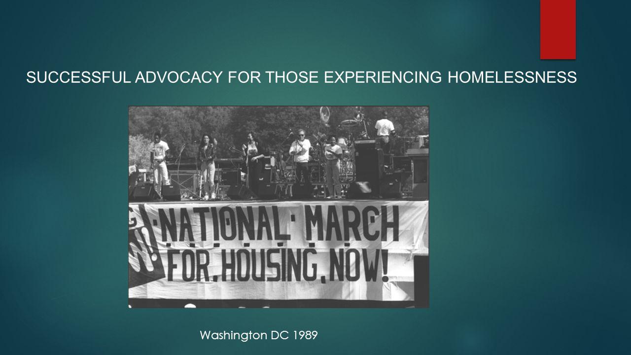Washington DC 1989