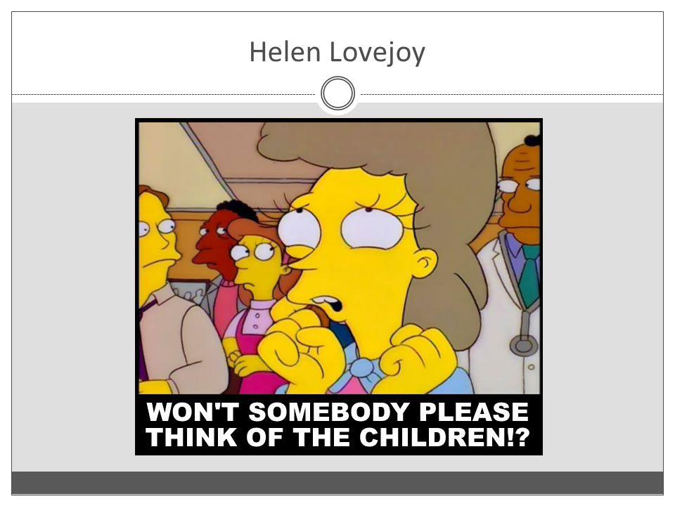 Helen Lovejoy