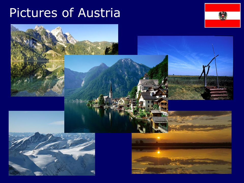 Pictures of Austria