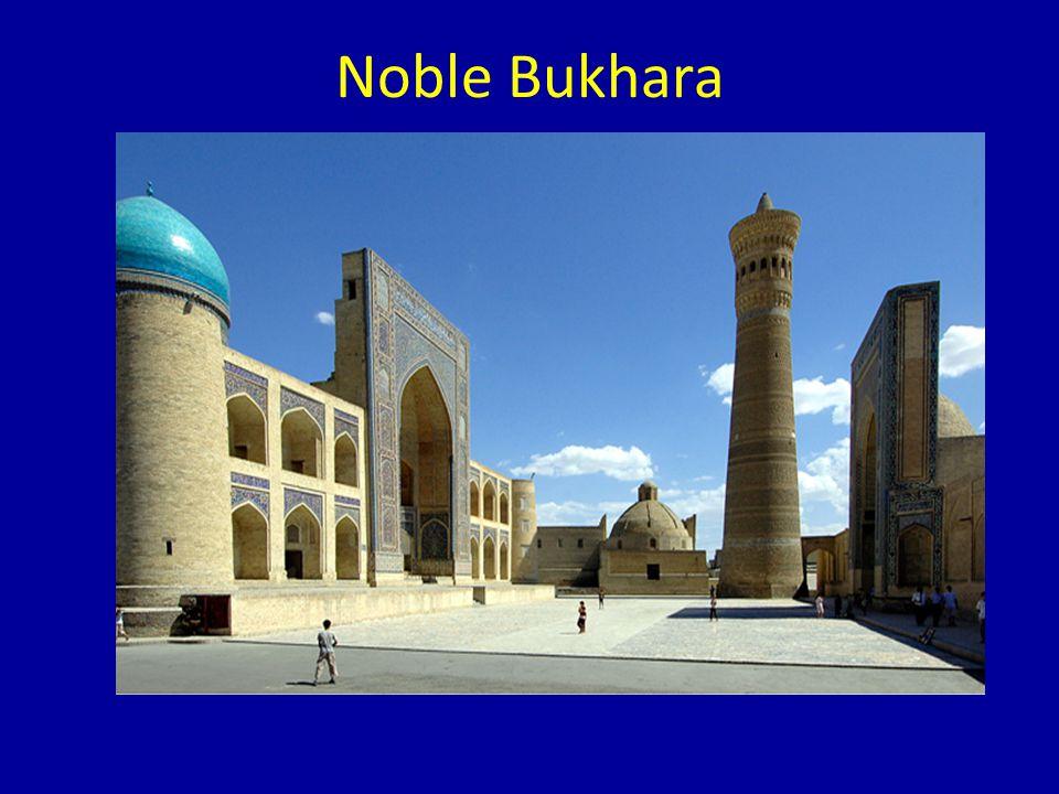 Noble Bukhara