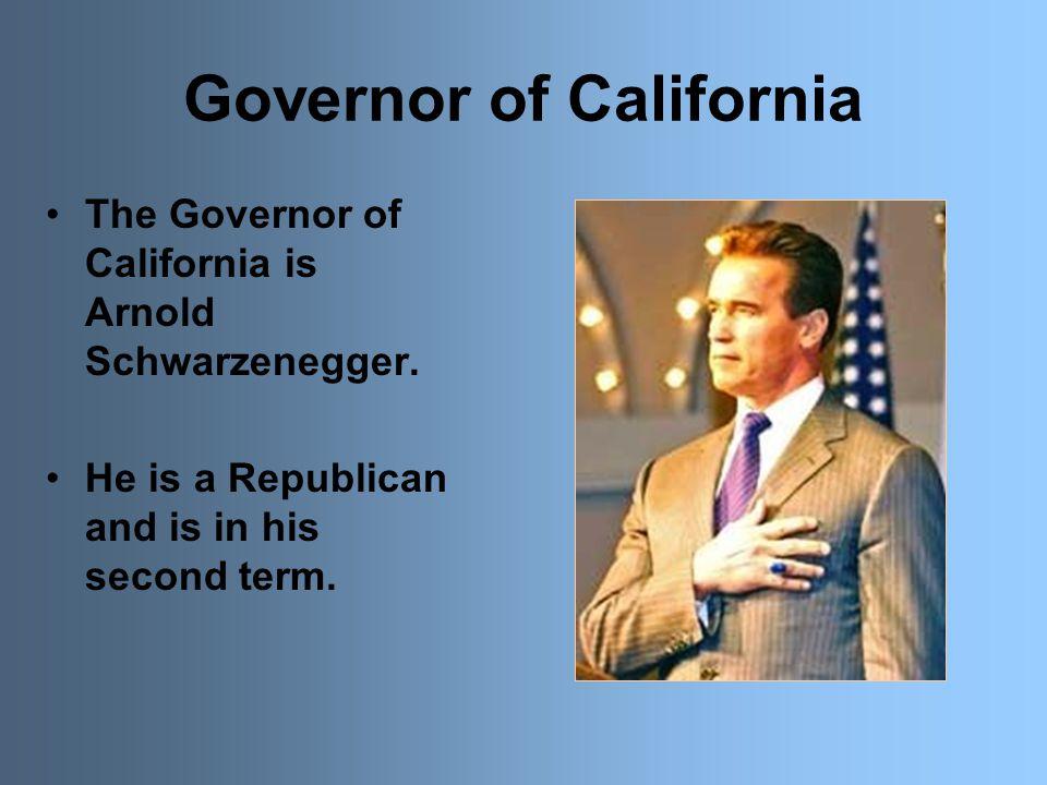 Senators of California California's United States Senators are Diane Feinstein and Barbara Boxer.