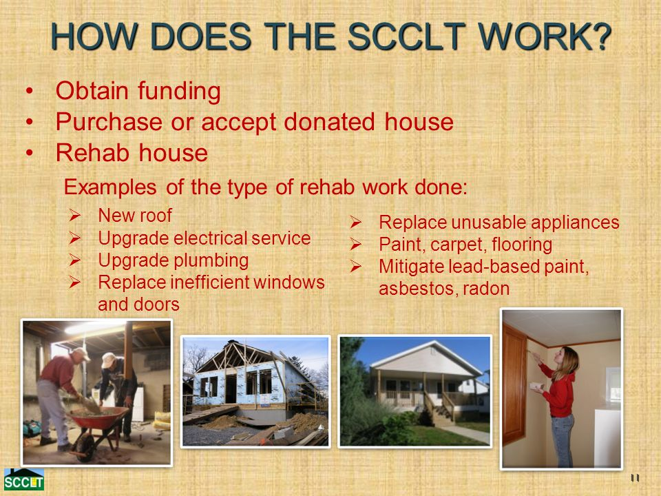HOW DOES THE SCCLT WORK.