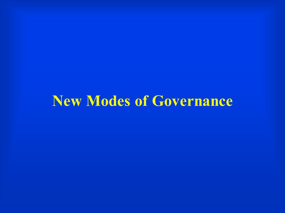 Public-Private Partnerships  The United Nations once dealt only with governments.