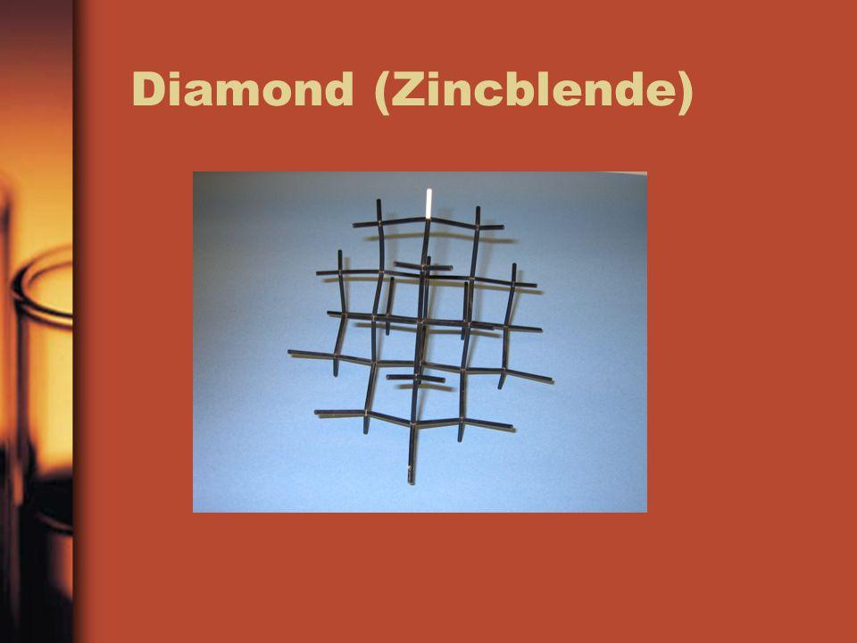 Diamond (Zincblende)