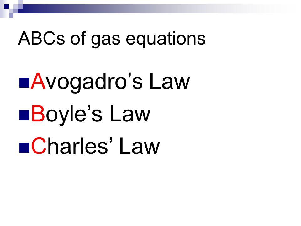 Van der Waals Equation -> So what's the big deal.
