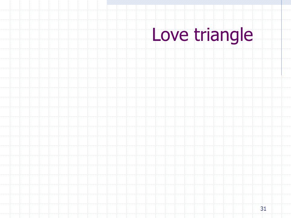 Love triangle 31