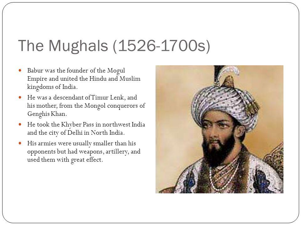 The Mughal Empire http://sun.menloschool.org/~sportman/westernstudies/first/1718/2000/eblock/mughal/image18.gif