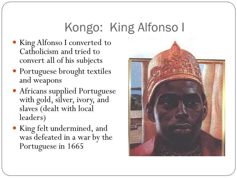 The Kongo Kingdom (1300s-1600s) The 16th century also saw the destruction of most of the Swahili city-states. Vasco da Gama had noticed them when he p