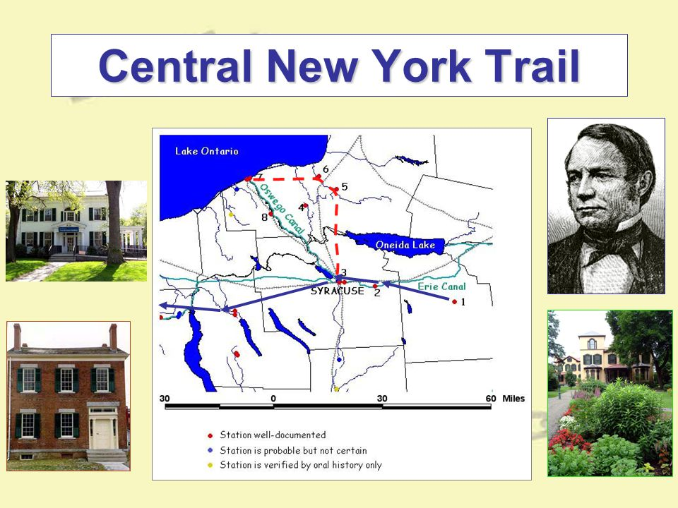 Central New York Trail