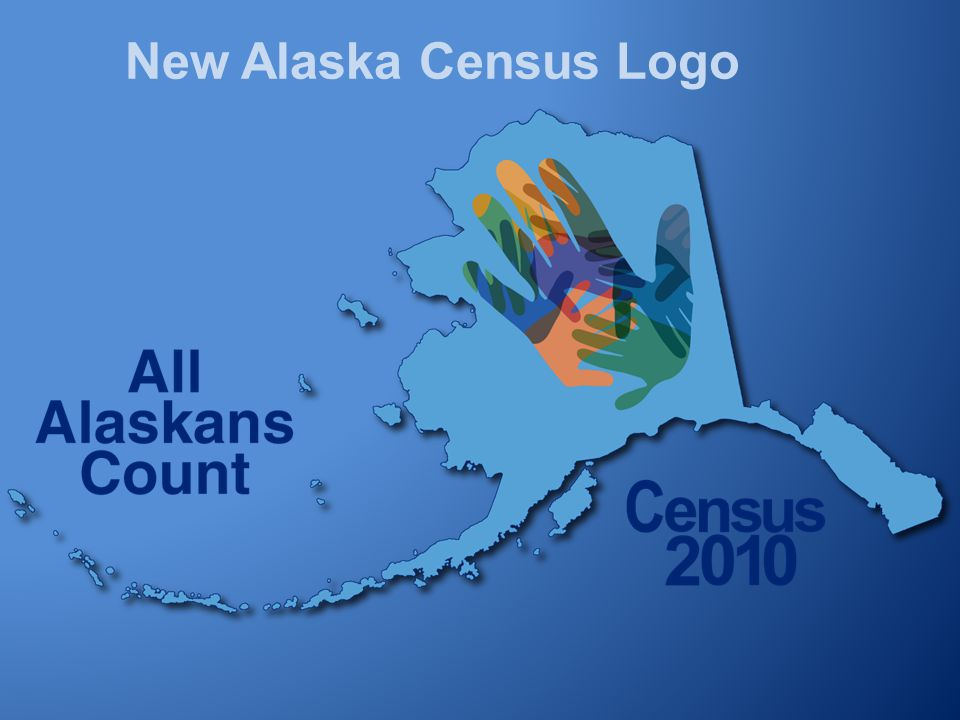 New Alaska Census Logo