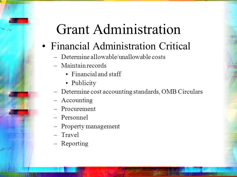 Hiring and Selecting Grant Writers Using an outside grantwriter may seem to be the best method of success in grant seeking.