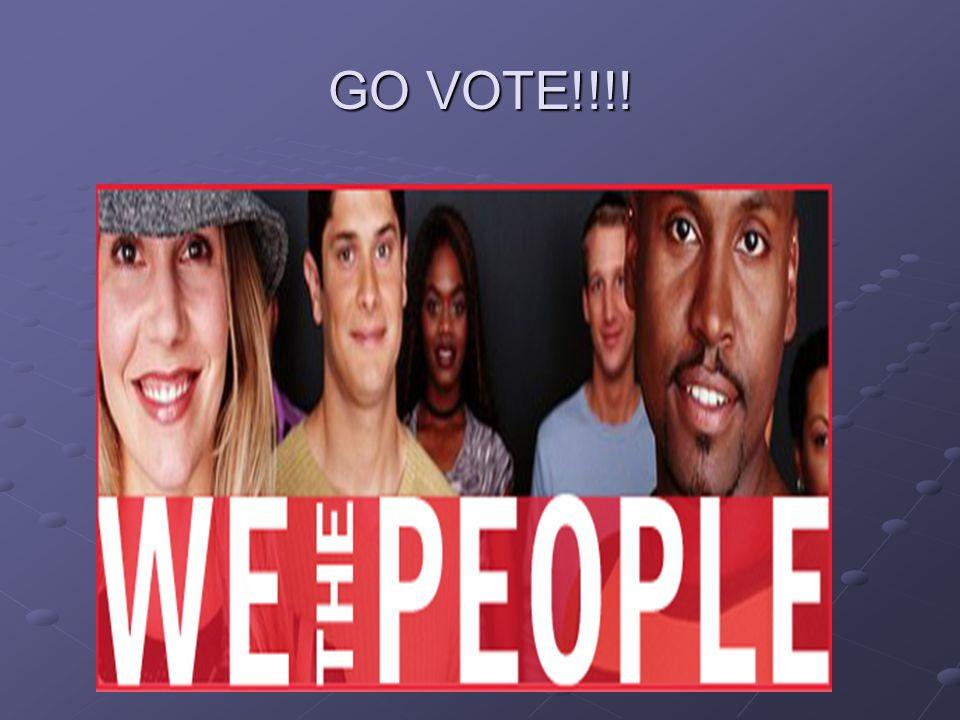 GO VOTE!!!!