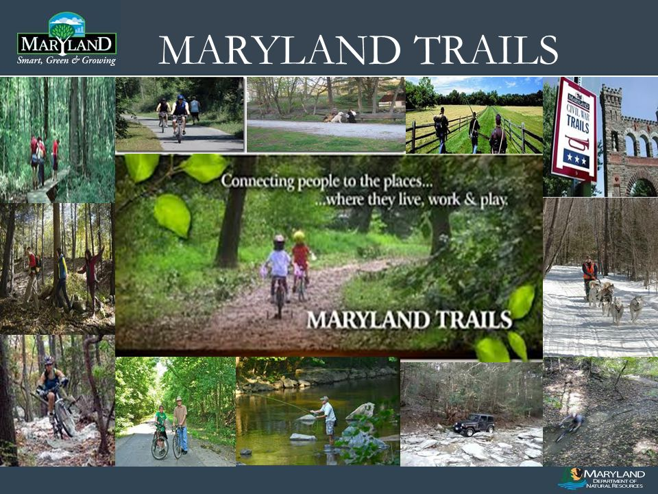 MARYLAND TRAILS