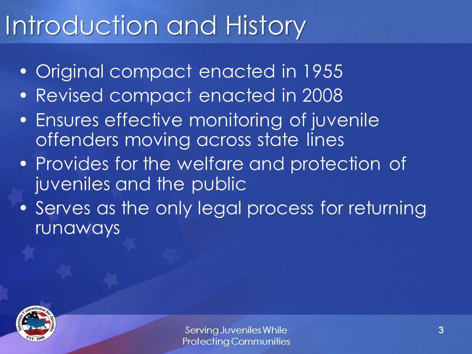 Authority of the ICJ Crime Control Act, 4 U.S.C.
