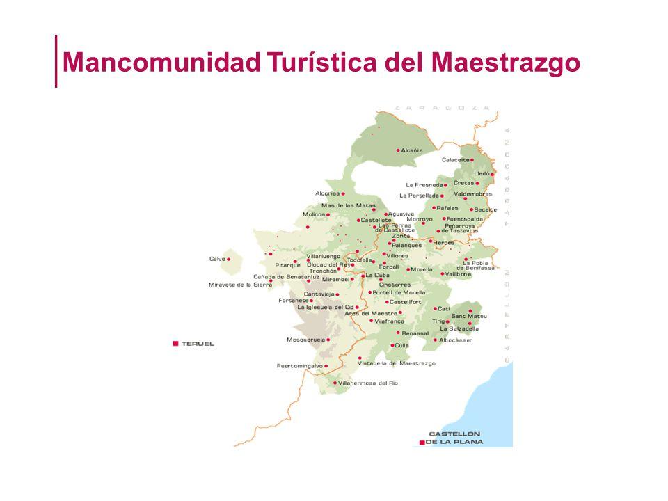 Mancomunidad Turística del Maestrazgo